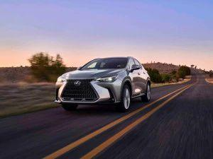 2022 Lexus NX SUV Makes Global Debut Gets Evolved Design And Plug-In-Hybrid Powertrain
