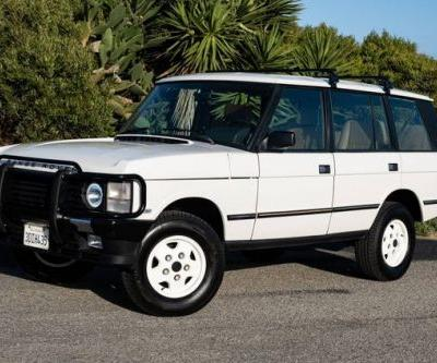 At $19,500, Is This 1993 Range Rover County LWB In It For The Long Haul?