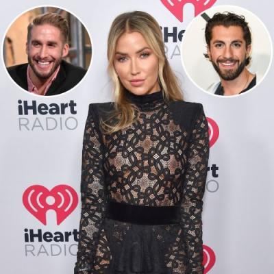 Bachelorette's Kaitlyn Bristowe's Engagement Rings From Shawn Booth and Jason Tartick Compared: Photos