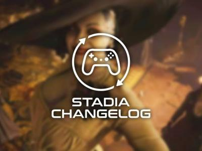 Stadia Changelog: Resident Evil Village launches, major Outriders update, more