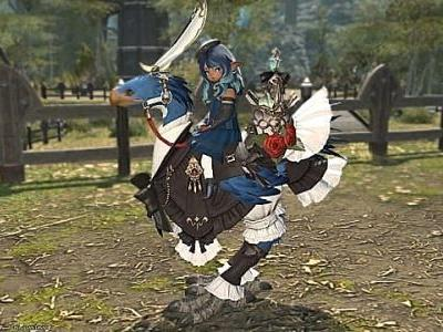 How to Get Your FFXIV Chocobo Mount
