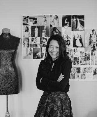An interview with bridal designer Katie Yeung of Hera Couture