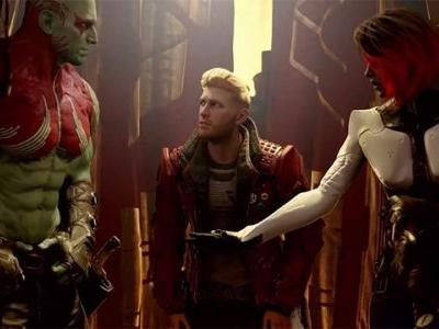 Guardians of the Galaxy Game Officially Revealed, Coming in October