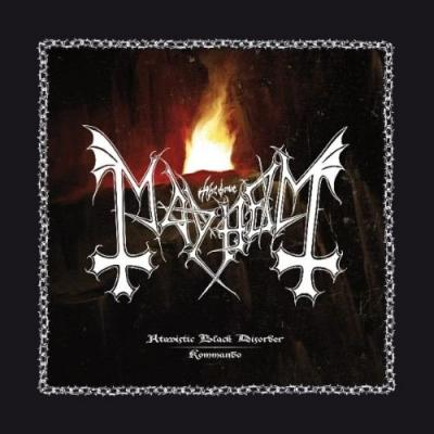 MAYHEM Announces 'Atavistic Black Disorder / Kommando' EP