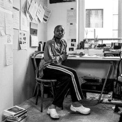 Rhea Dillon Delves Into Black Britishness and Her Debut Solo Exhibition