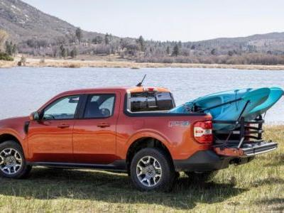 How The Ford Maverick Stacks Up To The Rest Of The Ford Truck Lineup