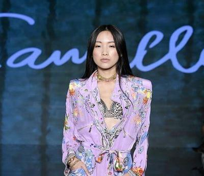 Camilla Is Electric At Miami Swim Week Powered By Art Hearts Fashion