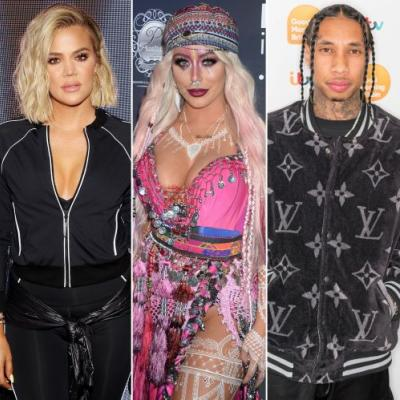 Khloe Kardashian, Aubrey O'Day, Tyga and More Stars Celebrities Have Said They Want to Have Sex With