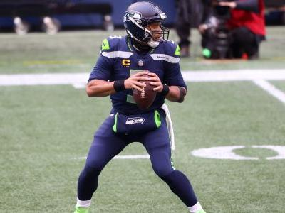 Russell Wilson trade rumors: Seahawks QB says he never requested trade