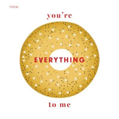 Printable Valentines for Food Lovers