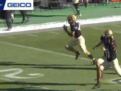 Highlights: Colorado football blanks Arizona 34-0 for first Pac-12 win