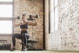 Strengthen Your Back and Shoulders With This 20-Minute Dumbbell Workout From Kelsey Wells