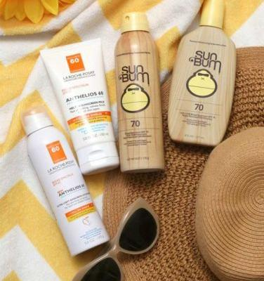 Sunscreen Roundup, Part 2: La Roche-Posay Broad Spectrum Anthelios 60 SPF 60 Melt-In Sunscreen Milk and Sunscreen Lotion Spray, and the Sun Bum Broad Spectrum SPF 70 Sunscreen Lotion and Spray
