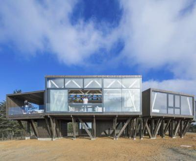 Coral House / LAND Arquitectos