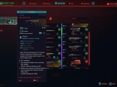 Cyberpunk 2077 Iconic Gun Guides: Where To Find The Best Weapons In The Game