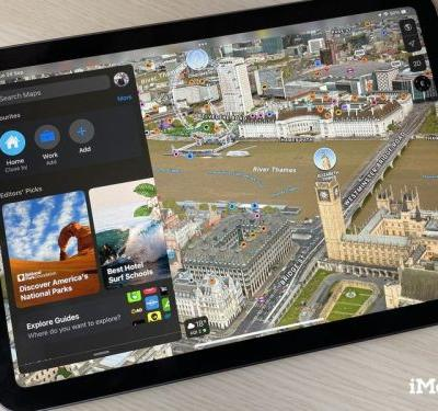 Flyover lets you get up close and personal with famous landmarks