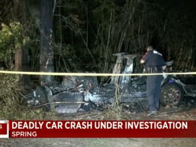 Fire Marshal's Report Offers A Few More Clues About That Deadly Tesla Crash