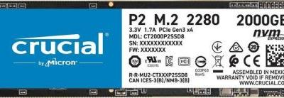 Save big on storage with these Crucial SSDs on Prime Day