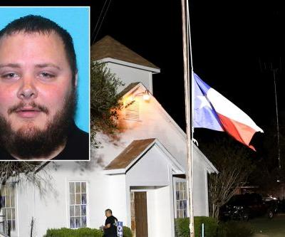 Federal judge finds Air Force '60% responsible' for 2017 Texas church massacre
