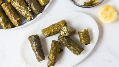 How to Make Your Own Dolmas for Perfect Mezze Plates