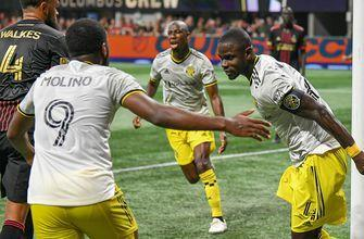 Columbus Crew unbeaten streak extends to six with a 1-0 victory over Atlanta United FC