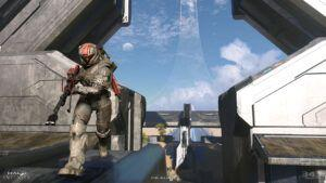 Microsoft shows off new gameplay footage of Halo Infinite