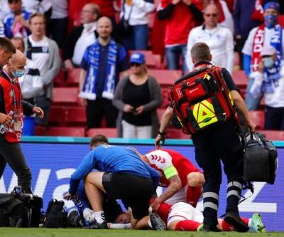 'He was gone': Danish player resuscitated at Euro 2020 soccer match