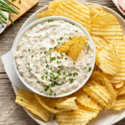 Sour Cream and Onion Dip