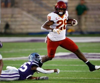 Iowa State beats Kansas State 33-20 for first win in Manhattan since 2004