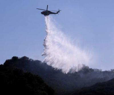 Technology has growing role in corralling US West wildfires