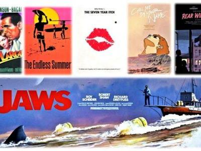 Summer's Here and the Time is Right for. SUMMER MOVIES