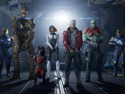 E3 2021 First Look at Square Enix's GUARDIANS OF THE GALAXY Game