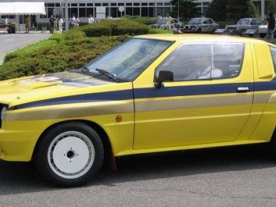 New Images Show Us The Cancelled Road Version Of Mitsubishi's Group B Starion