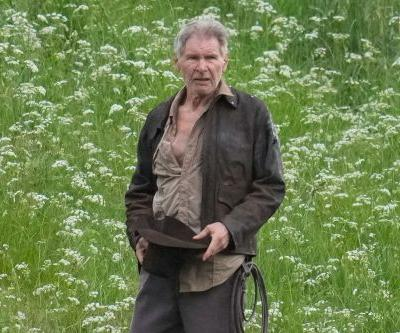 Harrison Ford's injury delays 'Indiana Jones 5' longer than expected