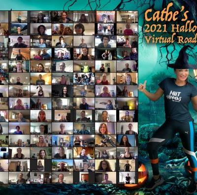 Sign-Up for Cathe's TWO DAY VIRTUAL HALLOWEEN ROADTRIP!
