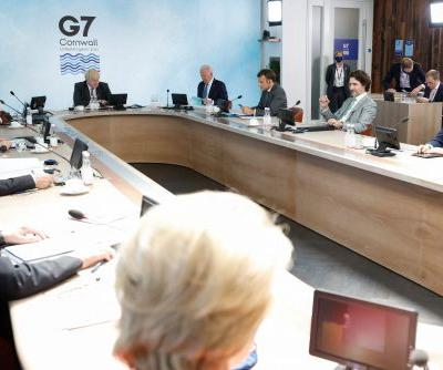 G7 Summit takeaways: The US is back on top, the Queen cut a cake with a sword, and world leaders promised 1 billion COVID-19 doses