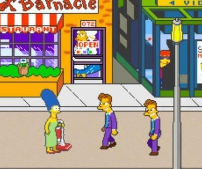 Arcade1Up Releasing The Simpsons Arcade Cabinet, Pre-Orders in July