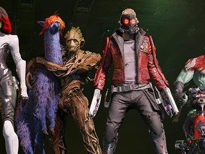 'Guardians of the Galaxy' Video Game Trailer: This Looks Much Better Than 'The Avengers' Video Game