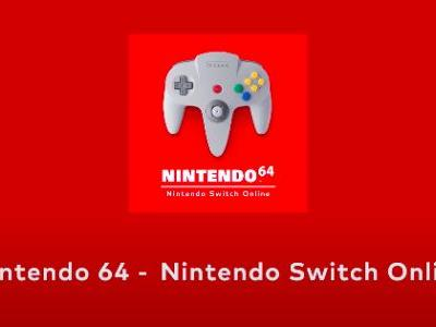 Nintendo Switch N64 and Sega Genesis Controller Pre-Order Now Live! Expansion Pack to Launch Oct. 25