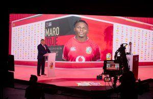 Watch: Players react to Lions selection
