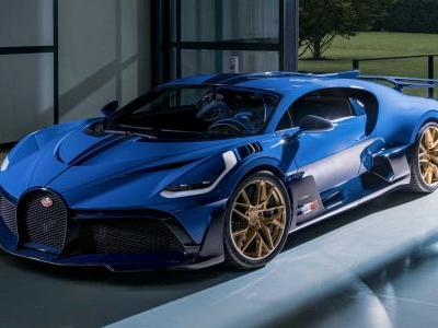 Final Bugatti Divo Delivered To Lucky Owner
