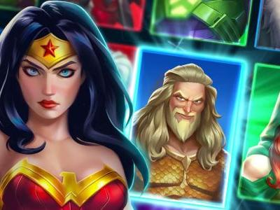 DC Heroes & Villains lets you save the world from extinction alongside iconic DC characters, coming soon to mobile with pre-registration now open