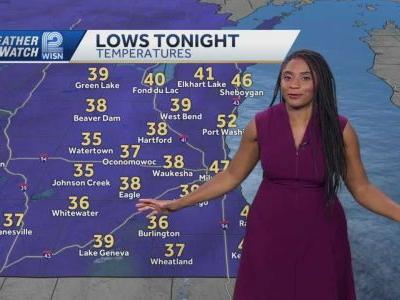 Videocast: Another Chilly Fall Night, Patchy Frost Potential