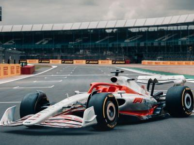 How F1 got the data crunched for its new race car