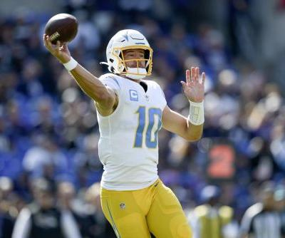 Herbert's run of success ends, as does Chargers' win streak