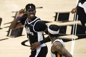 Leonard, George help Clippers beat Jazz, cut deficit to 2-1