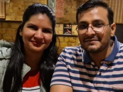 Covid Heroes of the Day from Noida: Nehra couple cooks meals for patients