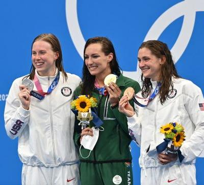 US swimmer Lilly King calls 'bull-t' after winning silver medal