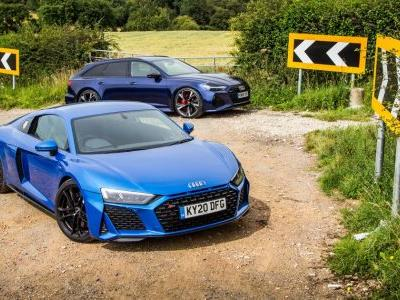 RS6 Vs R8 RWD: What's The More Exciting > £100k Audi?