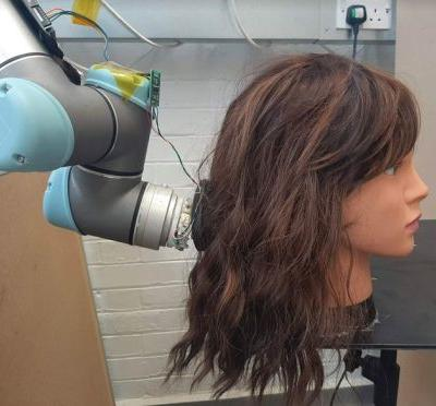 This hair-brushing robot could be the future of grooming